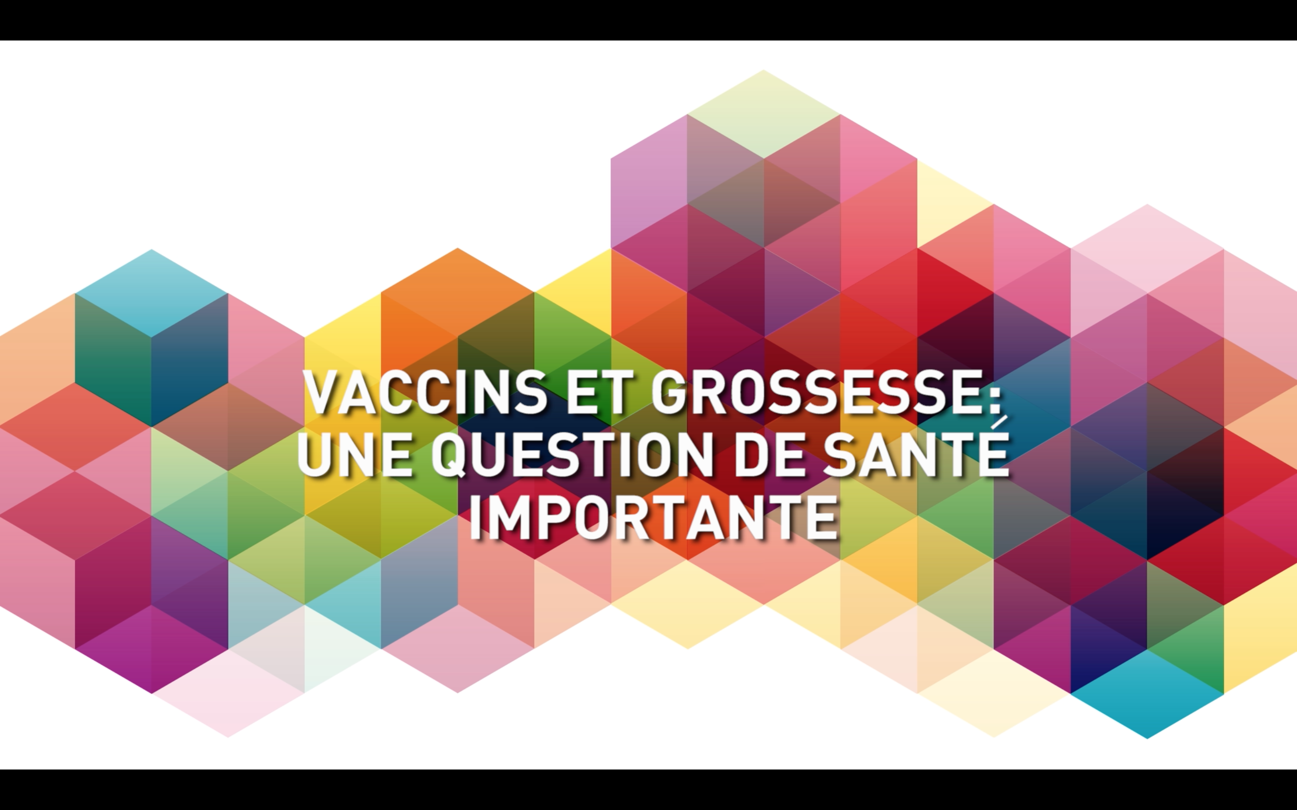 Vaccins et grosssesse : une question de santé importante